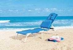 Beach Ergo Lounger @ Sharper Image