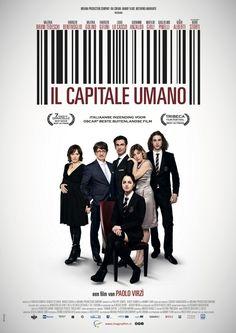 Il Capitale Umano poster nb