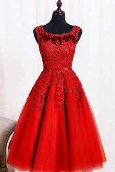 New Wedding Party Dresses Guest Red Ideas Red Homecoming Dresses, Red Bridesmaid Dresses, Prom Dresses With Sleeves, Cheap Prom Dresses, Short Dresses, Dresses Dresses, Bridesmaids, Casual Dresses, Formal Dresses