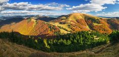 Autumn Game of Colors, Velka Fatra