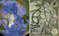 Výsledek obrázku pro piri reisova mapa