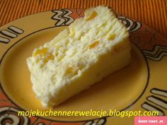 Najlepszy sernik na świecie !!! - Swiatciast.pl Polish Desserts, Polish Recipes, Polish Food, Baklava Cheesecake, Cheesecakes, No Bake Cake, Food To Make, Sweet Tooth, Food And Drink