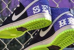 """THE SNEAKER ADDICT: Nike SB Dunk High """"Send Help"""" Part 2 Sneaker (Detailed Images)"""