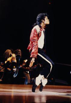 Michael Joseph Jackson.