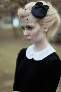 Seething with resentment - goth lolita