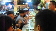 Tiệc ăn uống một tập thể đại đoàn kết của HTH Company