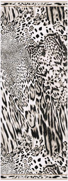 LEONARD S/S 2013 Animal Print Wallpaper, Animal Print Rug, Textile Prints, Textile Design, Textures Patterns, Print Patterns, Animal Print Outfits, Leopard Animal, Pattern Illustration