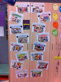 'George's Marvellous Medicine' - Roald Dahl. Students used food catalogues to create their own medicines for Grandma.
