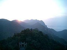Situado en la provincia de Jiangxi, el sitio del Monte Lushan es una de las cunas espirituales de la civilización china.