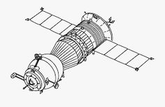 cartoon sketch satellite drawing - Google Search Cartoon Sketches, Spacecraft, Art For Kids, Drawings, Free, Space Station, Wikimedia Commons, Spaceship, Nasa