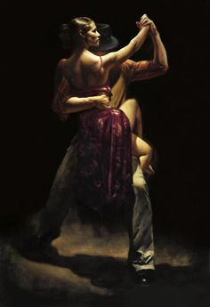 hamish blakely art | ... Dancer Between Expressions by Hamish Blakely art Painting 50% off