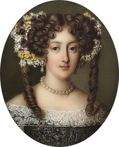 Hortense Mancini, Duchesse de Mazarin (Marie Victoire Jaquotot)