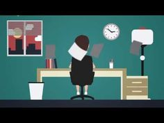Self Introduction Animation - Dennis haupt - Motion Graphics - YouTube