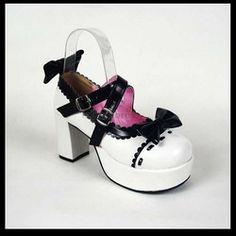 pas cher, Achetez directement de China Suppliers:   Livraison gratuite + visual kei buckle3d punk haute plateforme sandale chaussures expédition de baisseUs$ 68.42- us$ 69.47/pièce           livraison gratuite visual kei gothi