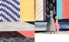 Cloth lullaby: the woven life of Louise Bourgeois – in pictures | Children's books | The Guardian