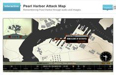 Interactive Pearl Harbor Map