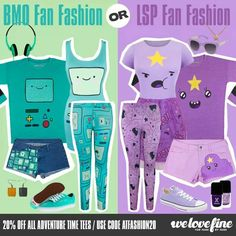 BMO fashion all they way! Then again I do like the LSP fashion because of the purpleness.