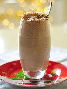 Cinnamon Chocolate Egg Cream - This chocolaty drink is a festive dessert the whole family will love. Your kids will love the thick, foamy head that gives the egg cream its name (it doesn't actually contain eggs). Or for adults only you may find that a splash of whiskey gives this drink just the right finish.