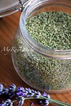 My RoseinItaly: Come essiccare le erbe aromatiche per l'inverno