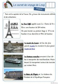 Printing Architecture Sculptural Fashion Learn French With Alexa Presents Learning French For Kids, French Language Learning, French Teaching Resources, Teaching French, Foto Paris, French Trip, French Classroom, French History, French Teacher
