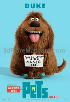 Official movie site for The Secret Life of Pets, starring Louis C.K., Eric Stonestreet and Kevin Hart. Watch the trailer here! In theaters July 8, 2016. #dogwalking #dogs #animals #outside #pets #petgifts #ilovemydog #loveanimals #petshop #dogsitter #beast #puppies #puppy #walkthedog #dogbirthday #pettoys #dogtoy #doglead #dogphotos #animalcare