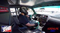 SFWD VR6 Turbo BCF MK2 Volkswagen GolF Napierville Dragway