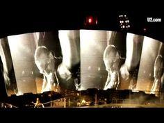 VIDEO :  U2 360 | The screen spins during 'Vertigo' in Chicago. #u2newsactualite #u2newsactualitepinterest #u2 #bono #theedge #larrymullen #adamclayton #music #rock #video #concert #live #tour #vertigo #chicago #360degrees #360 www.u2.com