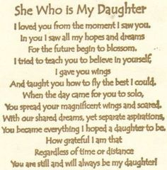 Image detail for -quotes mom quotes mother daughter quotes mother quotes mother quotes . Mother Daughter Quotes, Mother Daughter Relationships, I Love My Daughter, My Beautiful Daughter, Mother Quotes, Mom Quotes, Family Quotes, Happy Quotes, My Love