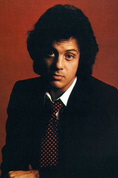 """Billy Joel - words can scarcely express my love for this man's music. """"The Stranger"""" is utter perfection, and between that record and """"The Nylon Curtain,"""" Joel could do no wrong."""