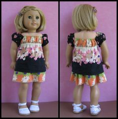 A Doll for all Seasons...an entire blog dedicated to making clothes and accessories for 18 inch dolls