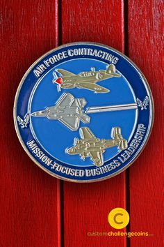 Looking to create a unique air force challenge coin? We can help! Check out our gallery of coins on our website.