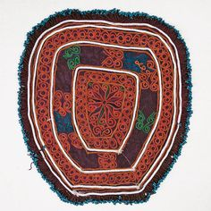 For your bicycle!  http://www.etsy.com/listing/84530439/embroidered-bicycle-seat-cover-vintage