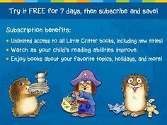 Little Critter Library - a set of about 34 books from the Little Critter series by Mercer Mayer. Library Games, Mercer Mayer, 6 Year Old Boy, Little Critter, Best Apps, Try It Free, Preschool, Books, Kids