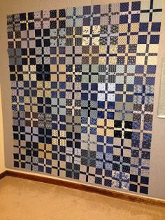 """INSPIRED BY ANTIQUE QUILTS.  3.5"""" sq  1.5"""" center square. 1.5"""" strips"""