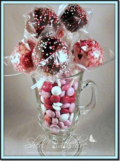 ... Pops-Valentines on Pinterest | Valentines day cakes, Valentine cake