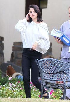 Selena Gomez At a rehab center in Tennessee