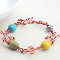 35 Free Beaded Bracelet Patterns + 3 New DIY Ideas | FaveCrafts.com