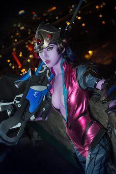 overwatch - widowmaker cosplay by Julia-MiFei on DeviantArt