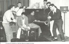 Student musicians 1948. From the 1948 Oregana (University of Oregon yearbook). www.CampusAttic.com