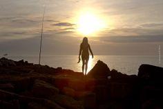 Sunrise in Spain, Europe - Sonnenaufgang in Alcudia, Mallorca, Strand, Meer – Mittelmeer #Spain #Mallorca #Spanien #Alcudia #Beach