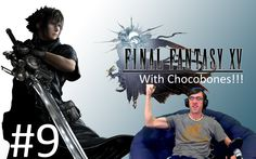 Final Fantasy 15 Demo PS4 This is a really dumb plan!! #9