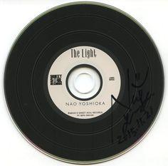 The Light / Nao Yoshioka(NIA NIM-CD-13)