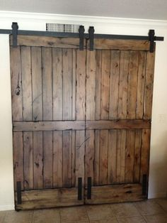 1000 images about stained alder on pinterest knotty for Double hung sliding barn doors