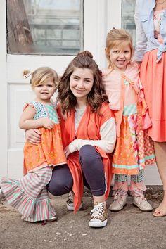 Kim Ray | www.kimraystyle.com | Fashion blogger | Matilda Jane | girls fashion | Mom Style | Dresses | Easter outfits