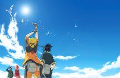 Anime Naruto  Naruto Uzumaki Sakura Haruno Sasuke Uchiha Kakashi Hatake Tapeta