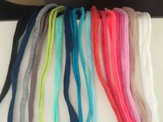 Nu ook losse Bandjes Limited Edition by Colourfun voor Chula Sandals / Slippers te bestellen via info@colourfun.nl  kies je kleur!!!