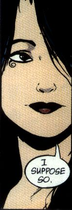 Pop art Death, Sandman, Death was always my favorite of the endless, besides delirium...
