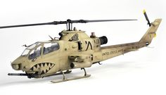 AH-1F Cobra 1/48 Scale Model