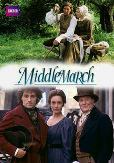 Middlemarch (1994) Adapted from George Eliot's novel, this BBC miniseries tells the story of virtuous Dr. Lydgate (Douglas Hodge), who heads up Middlemarch's hospital, and well-do-to Dorothea (Juliet Aubrey), who's determined to help the needy.