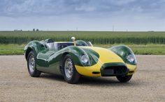 stirling moss, 2016, knobbly, racing, special edition, jaguar, lister